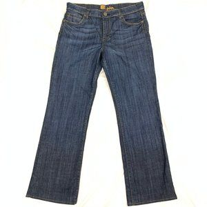 kut from the kloth farrah baby bootcut jeans 12